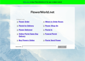 flowerworld.net