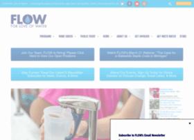 flowforwater.org