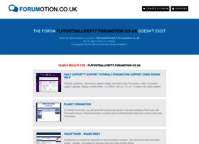 flpfootballivept7.forumotion.co.uk