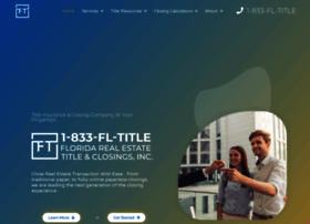 fltitleclosings.com