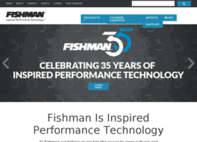fluence.fishman.com
