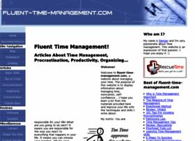 fluent-time-management.com