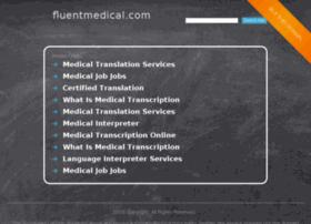 fluentmedical.com