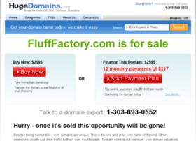 flufffactory.com