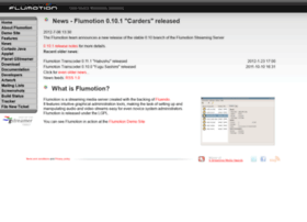 flumotion.net