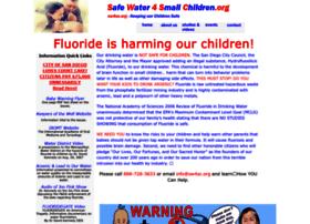 fluoridegate.com