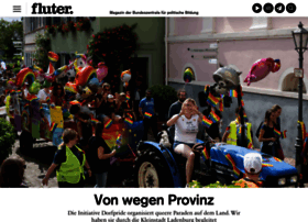 fluter.de