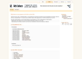 flux-rss.web-soluces.net