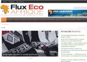 fluxecoafrique.com