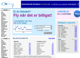 flybilligst.com