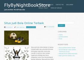 flybynightbookstore.com