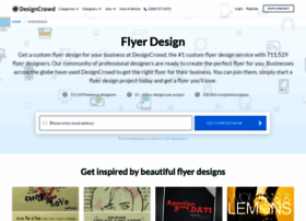 flyer.designcrowd.com