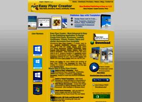 free club flyer maker