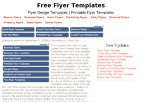 flyertemplatesz.org