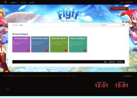 flyff-forum.gpotato.com