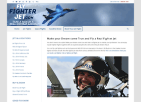 flyfighterjet.com