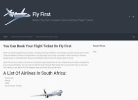 flyfirst.co.za