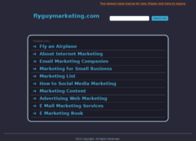 flyguymarketing.com