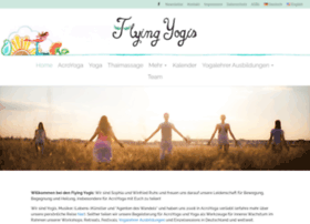 flying-yogis.com