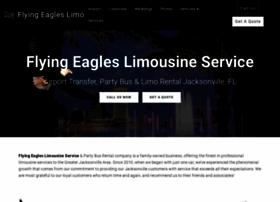 flyingeagleslimo.com