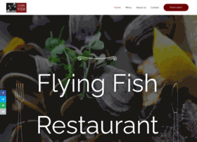 Flying Fish Seattle on Flyingfishseattle Com Flying Fish A Four Star Seafood Restaurant