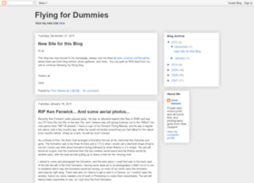 flyingfordummies.blogspot.com