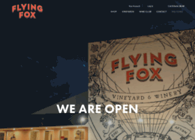 flyingfoxvineyard.com
