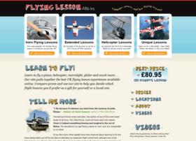 flyinglesson.org.uk