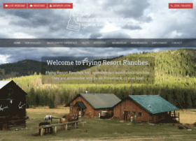 flyingresortranches.com