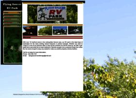 flyingsaucerrvpark.com