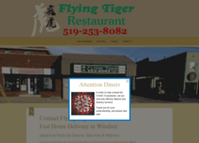 flyingtigerwindsor.com