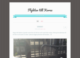 flyktentillkorea.wordpress.com