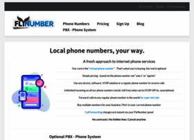 flynumber.com