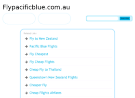 flypacificblue.com.au