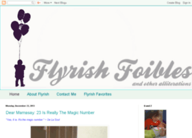 flyrishfoibles.com