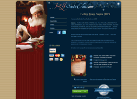 santa claus 2014 personalized letter from santa letters from santa