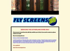 flyscreens2u.com.au
