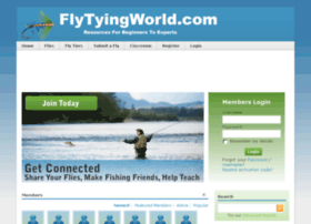 flytyingworld.com