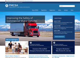 fmcsa.dot.gov