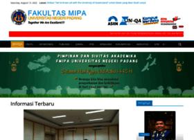 fmipa.unp.ac.id