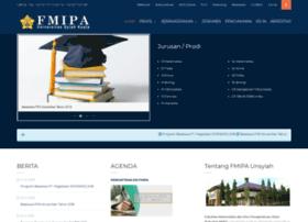 fmipa.unsyiah.ac.id