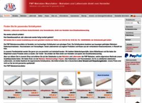 fmp-matratzen-manufaktur.de