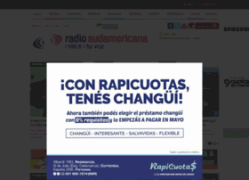 fmsudamericana.com.ar