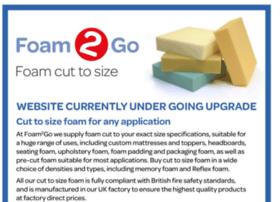 foam2go.co.uk