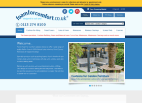 foamforcomfort.co.uk