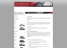 focus-cars.co.uk