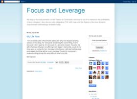 focusandleverage.blogspot.hu
