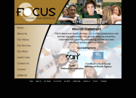 focusbhsllc.com