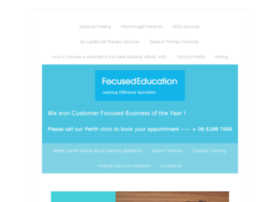 focusededucation.com.au