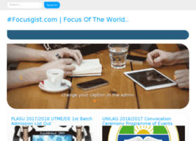 focusgist.com